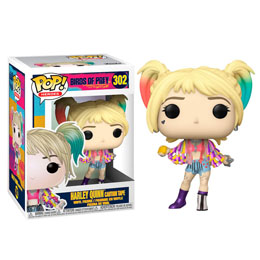 FUNKO POP DC BIRDS OF PREY HARLEY QUINN CAUTION TAPE