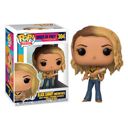FUNKO POP DC BIRDS OF PREY BLACK CANARY BOOBYTRAP BATTLE