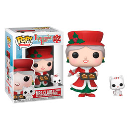 FUNKO CHRISTMAS VILLAGE POP! HOLIDAY VINYL FIGURINE MRS. CLAUS