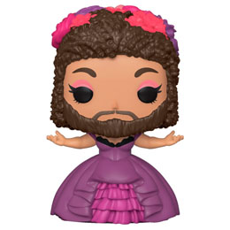 FUNKO POP THE GREATEST SHOWMAN FIGURINE BEARDED LADY