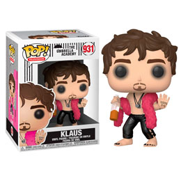 FUNKO POP UMBRELLA ACADEMY KLAUS HARGREEVES