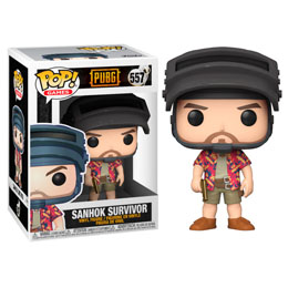 FUNKO POP PUBG THE SANHOK SURVIVOR