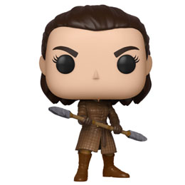 FUNKO POP GAME OF THRONES ARYA W/TWO HEADED SPEAR
