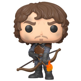 FUNKO POP GAME OF THRONES THEON W/FLAMMING ARROWS