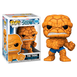 FUNKO POP MARVEL LES 4 FANTASTIQUES THE THING