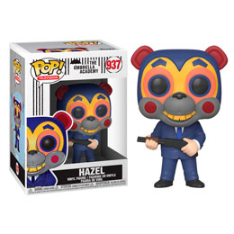 FUNKO POP THE UMBRELLA ACADEMY HAZEL WITH MASK