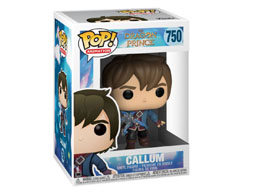 FUNKO POP DRAGON PRINCE FIGURINE CALLUM