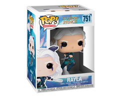 FUNKO POP DRAGON PRINCE FIGURINE RAYLA