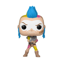 RAGE 2 POP! GAMES VINYL FIGURINE MOHAWK GIRL