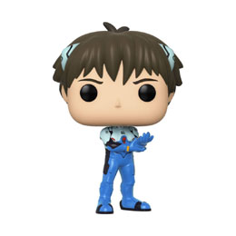FIGURINE EVANGELION FUNKO POP! GAMES SHINJI IKARI