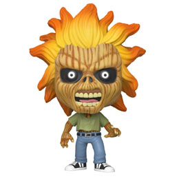 IRON MAIDEN POP! ROCKS VINYL FIGURINE IRON MAIDEN (SKELETON EDDIE)