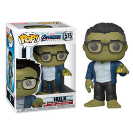 AVENGERS ENDGAME POP! MOVIES VINYL FIGURINE HULK WITH TACO