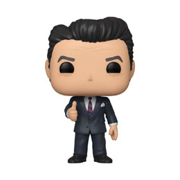 AMERICAN HISTORY POP! ICONS FIGURINE RONALD REAGAN