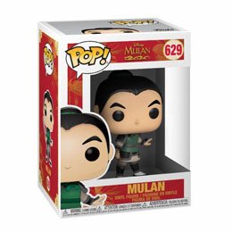 DISNEY FUNKO POP MULAN AS PING