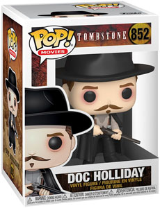 FIGURINE FUNKO POP TOMBSTONE DOC HOLLIDAY