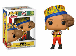 SALT-N-PEPA POP! ROCKS VINYL FIGURINE PEPA