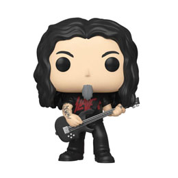 SLAYER POP! ROCKS VINYL FIGURINE TOM ARAYA 9 CM
