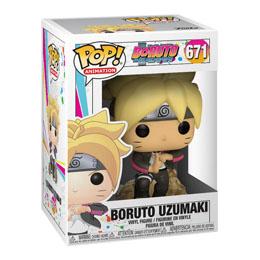 Photo du produit FUNKO POP BORUTO NARUTO NEXT GENERATIONS BORUTO UZUMAKI 9 CM Photo 1