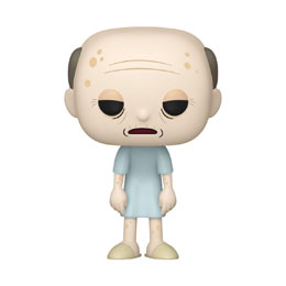 RICK & MORTY FUNKO POP! ANIMATION VINYL FIGURINE MORTY