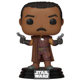 FUNKO POP STAR WARS THE MANDALORIAN GREEF KARGA