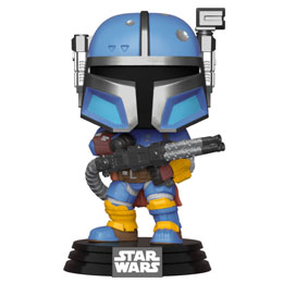 FUNKO POP STAR WARS THE MANDALORIAN HEAVY INFANTRY MANDALORIA