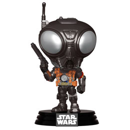 FUNKO POP STAR WARS THE MANDALORIAN Q9-ZERO