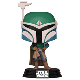 FUNKO POP STAR WARS THE MANDALORIAN COVERT MANDALORIAN
