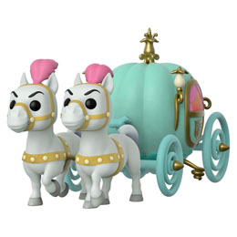 CINDERELLA POP! TOWN VINYL FIGURINE CINDERELLA'S CARRIAGE 9 CM