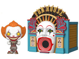 « IL » EST REVENU 2 POP! TOWN FIGURINE FUN HOUSE