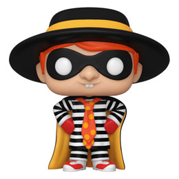 Photo du produit MCDONALD'S POP! AD ICONS VINYL FIGURINE HAMBURGLAR Photo 1