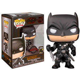 FUNKO POP DC BATMAN GRIM KNIGHT BATMAN EXCLUSIVE