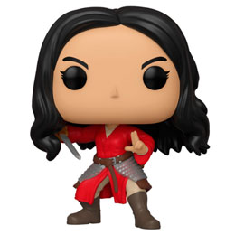 MULAN (2020) POP! MOVIES VINYL FIGURINE WARRIOR MULAN