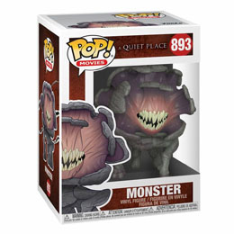 SANS UN BRUIT POP! MOVIES VINYL FIGURINE MONSTER