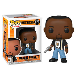 BAD BOYS POP! MOVIES VINYL FIGURINE MARCUS BURNETT