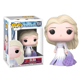 FUNKO LA REINE DES NEIGES 2 POP! DISNEY FIGURINE ELSA (EPILOGUE)