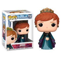 LA REINE DES NEIGES 2 POP! DISNEY VINYL FIGURINE ANNA (EPILOGUE)