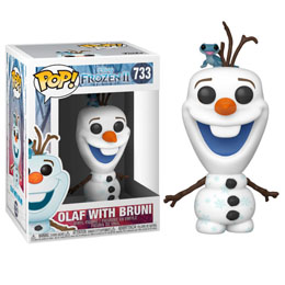 FUNKO POP OLAF LA REINE DES NEIGES 2