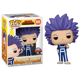 FUNKO POP MY HERO ACADEMIA HITOSHI SHINSHO EXCLUSIVE