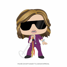 AEROSMITH FUNKO POP! ROCKS FIGURINE STEVEN TYLER