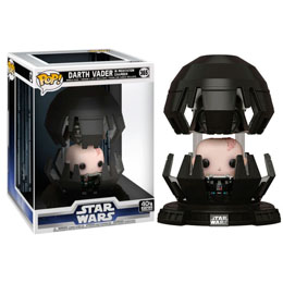 STAR WARS POP! DELUXE MOVIES VINYL FIGURINE DARTH VADER IN MEDITATION CHAMBER