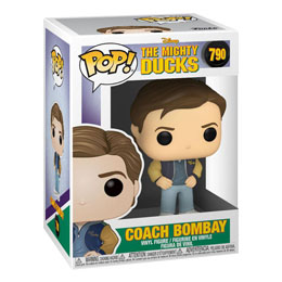 Photo du produit Mighty Ducks POP! Disney Vinyl figurine Coach Bombay Photo 1