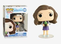 The Good Place POP! TV Vinyl Figurine Janet