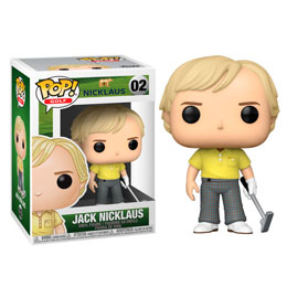 FIGURINE FUNKO POP GOLF JACK NICKLAUS