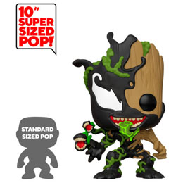 Photo du produit MARVEL VENOM SUPER SIZED POP! MOVIES FIGURINE GROOT 25 CM Photo 1