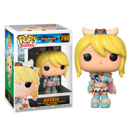 FUNKO POP MONSTER HUNTER AVINIA