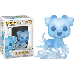 HARRY POTTER FIGURINE POP! PATRONUS RON WEASLEY