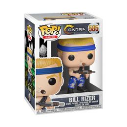 CONTRA FUNKO POP! GAMES BILL