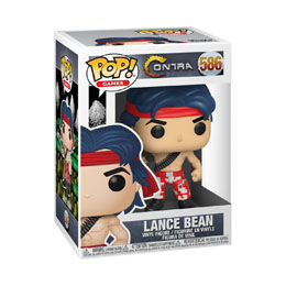 CONTRA FUNKO POP! GAMES LANCE