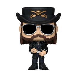 MOTORHEAD POP! ROCKS VINYL FIGURINE LEMMY