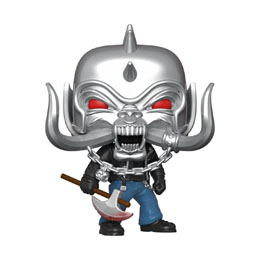 MOTORHEAD POP! ROCKS VINYL FIGURINE WARPIG
